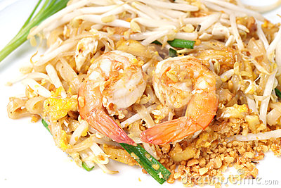 Thai food style ,Pad Thai