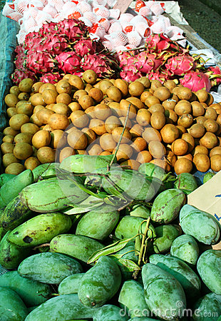 Thai Fruit Market