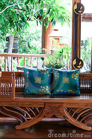 Thai furniture