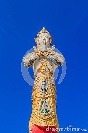 Thai god statue