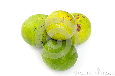 Thai green lime
