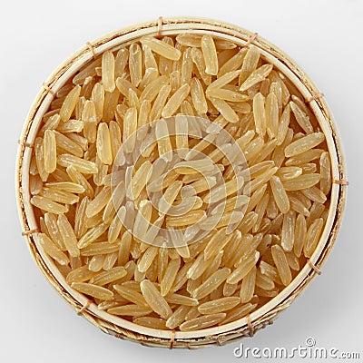 Thai jasmine GABA rice