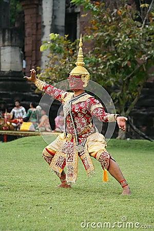 Free Thai Khon Stock Images - 7231524