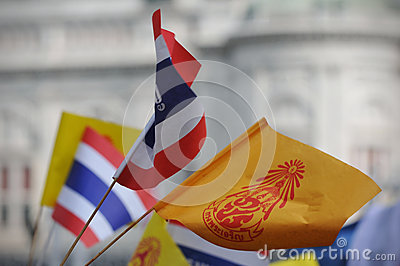 Thai King s 85th Birthday Editorial Photography