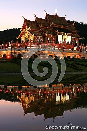 Thai Lanna Temple