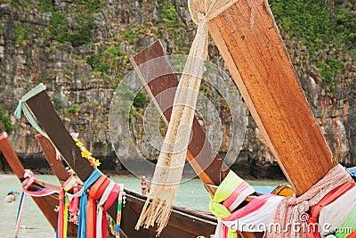 Thai Longboats