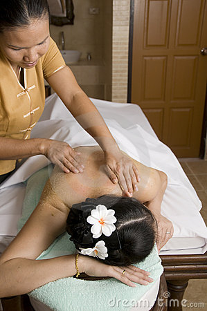 Thai massage 5