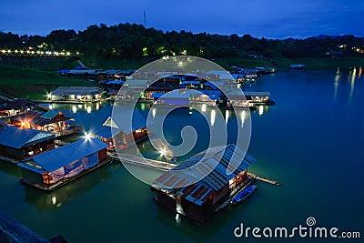 Thai Mon Floating village