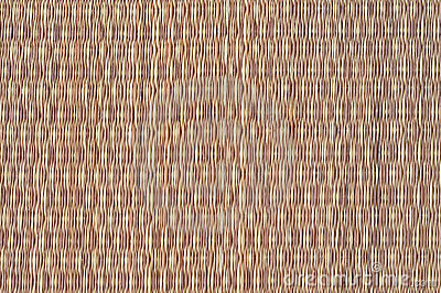 Thai native weave mat