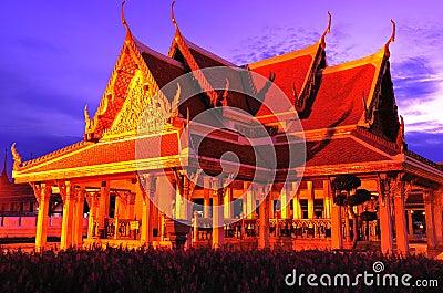 Thai Parvilior
