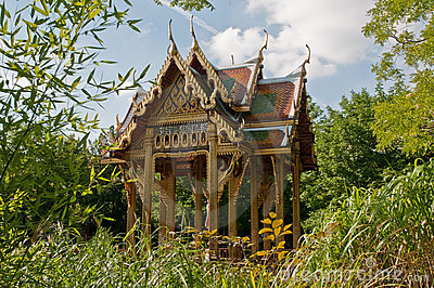 Thai pavilion - munich