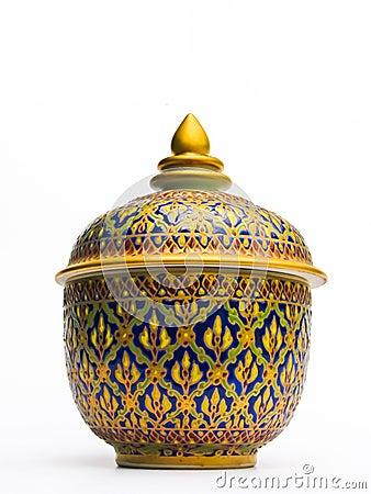 Thai pottery