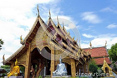 Thai Religious Building