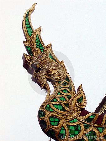Thai Roof Ornament