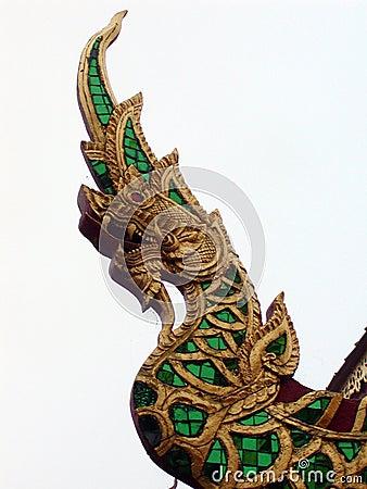 Thai Roof Ornament