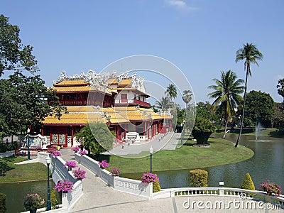 Thai Royal Summer Palace