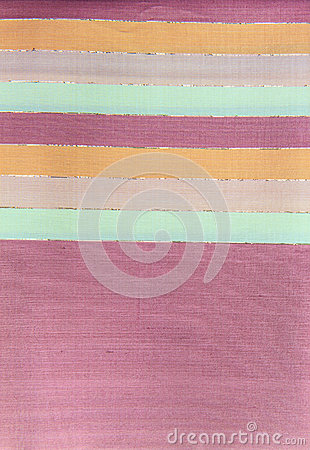 Thai silk background,Pattern of Thailand handmade