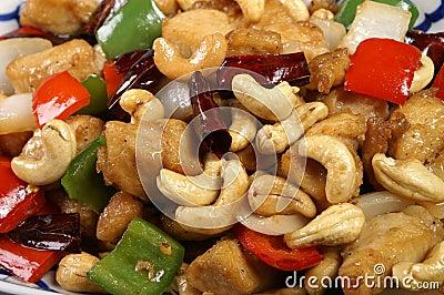 Thai spicy food