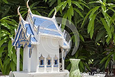 Thai spirit house 02