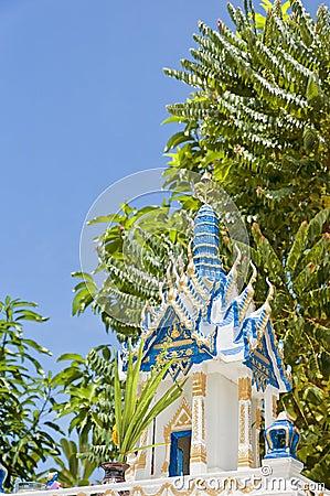 Thai spirit house 04