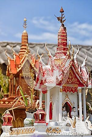 Thai spirit house 05