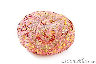 Thai style art pillow