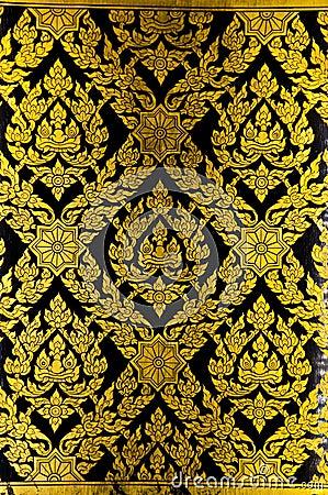 Thai style,craftman paint