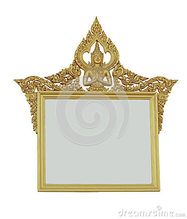 Thai style frame
