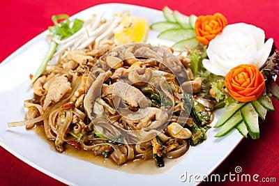 Thai style noodle