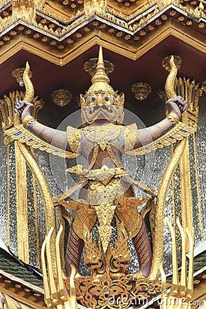 Thai style sculpture