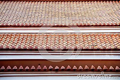 Thai style temple
