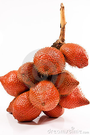 Free Thai Sweet Fruit,Zalacca Stock Photography - 20207322