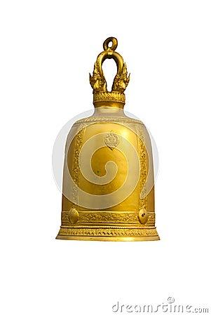 Thai temple bells