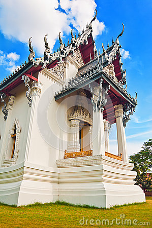 Thai Temple-Sanphet Prasat Palace