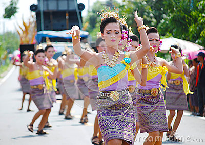 Thai Tradition Editorial Photography