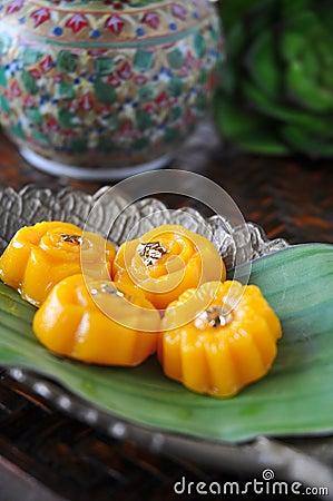 Free Thai Traditional Dessert Stock Photos - 72543853