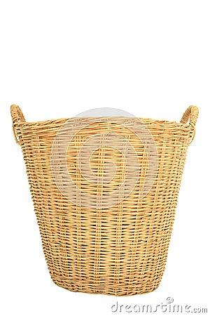 Free Thai Wicker Basket Made By Rattan Stock Photos - 24749943