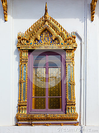 Thai window