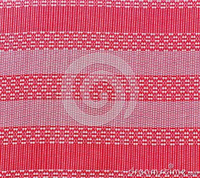 Thai woven fabric