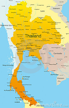 Free Thailand Stock Image - 6269301