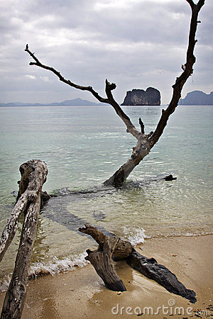 Thailand: Andaman Sea in Krabi