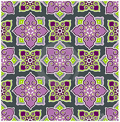 Thailand background pattern