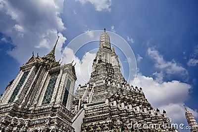 Thailand, Bangkok, Arun Temple