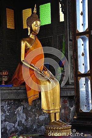 Thailand Bangkok Wat Suthat