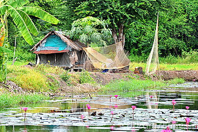 Thailand country life