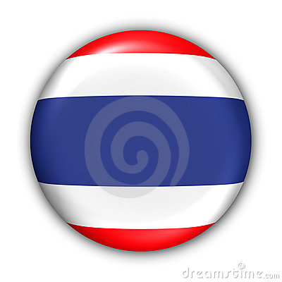 Free Thailand Flag Royalty Free Stock Images - 5086199