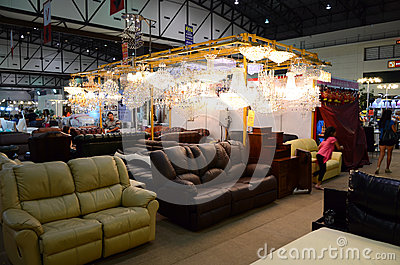 Thailand Furniture Fair Editorial Photography