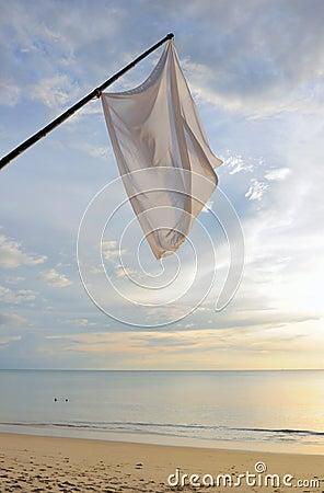 Thailand. Het overzees van Andaman. Het eiland van Kho Khao van Ko. Strand