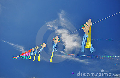 Thailand International Kite Festival 2012 Editorial Stock Photo