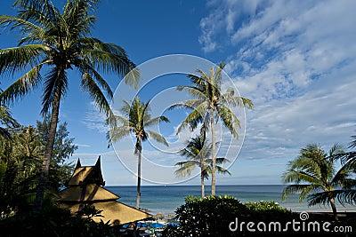 Thailand Karon Beach View